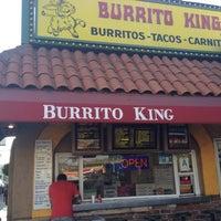 Photo taken at Burrito King by jamie l s. on 8/13/2012