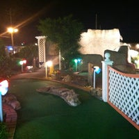 Photo taken at Mr. Tee's Putt & Play by Brett B. on 6/24/2012