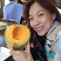 Photo taken at Yubari Melon Farm by Aeung N. on 7/14/2012