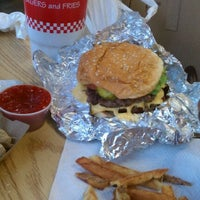 Photo taken at Five Guys by Seth C. on 4/11/2012
