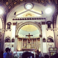 Photo taken at Santa Cruz Church by OrendoRaider S. on 9/4/2012