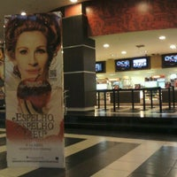 Photo taken at Cinemark by Sandra A. on 3/23/2012