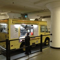 Photo taken at Van Leeuwen Ice Cream Truck by Jenny P. on 3/1/2012