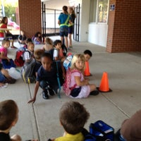 Photo taken at Westgate Elementary by Tim P. on 4/4/2012