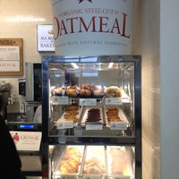 Photo taken at Pret A Manger by Dania S. on 2/16/2012