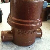 Photo taken at Sunergy - Aquecedores De Hidro E Spa by Lucas O. on 3/22/2012