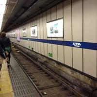 Photo taken at Yodoyabashi Station by 泰紀 玉. on 6/22/2012