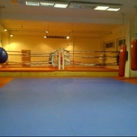 Photo taken at Varaxa Fighting Gym by Alexey B. on 4/26/2012