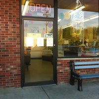 Photo taken at Custard Corner by Ashley D. on 4/20/2012