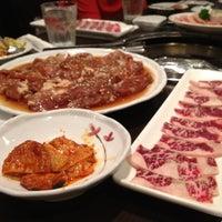Photo taken at Han Sang Korean Charcoal BBQ by Ger L. on 3/15/2012