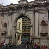 Photo taken at Mercato di Porta Portese by Gianluca M. on 8/26/2012