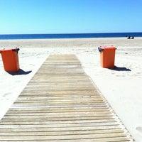 Photo taken at La Victoria Beach by Sigifredo G. on 3/22/2012