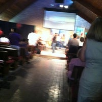 Photo taken at The Emmaus Community by Andrew T. C. on 7/22/2012