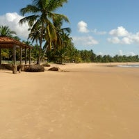 Photo taken at Praia de Taipus de Fora by Maurício C. on 7/16/2012