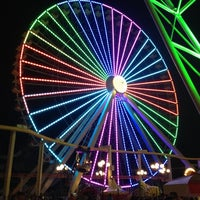 Photo taken at Wildwood Boardwalk by Mike L. on 7/18/2012