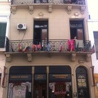 Photo taken at Hostel Carlos Gardel by Marcio S. on 4/30/2012