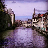 Photo taken at Ghent by Birger on 5/10/2012