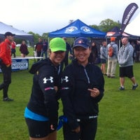 Photo taken at The North Face Endurance Challenge by Amanda C. on 5/6/2012