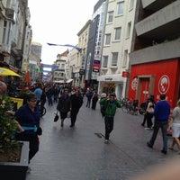 Photo taken at Kapellestraat by Kylie U. on 4/30/2012