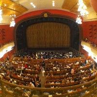 Снимок сделан в Новая опера пользователем Stas 💪 L. 4/29/2012