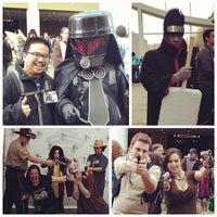 Photo taken at Emerald City Comicon by Joseph S. on 4/1/2012