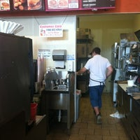 Photo taken at Dunkin Donuts by Lauren T. on 7/23/2012