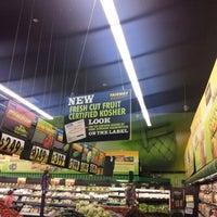 Photo taken at Fairway Market by Ben W. on 8/7/2012