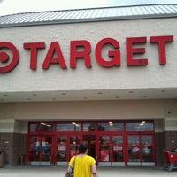 Photo taken at Target by Greg on 5/22/2012
