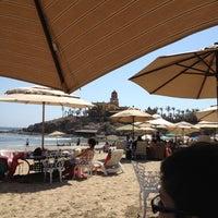 Photo taken at Cerritos Beach Club & Surf by Luis A. on 6/16/2012
