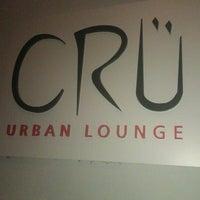 Photo taken at Cru Urban Lounge by Dee O. on 6/3/2012