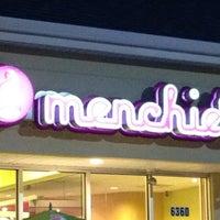 Photo taken at Menchies by Ryan P. on 6/24/2012
