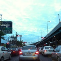 Photo taken at Sutthisan Intersection by 👑Por🎀 T. on 6/27/2012