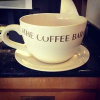 Photo taken at The Coffee Bar by Karen F. on 8/8/2012
