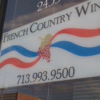 Photo taken at French Country Wines by Genevieve G. on 5/23/2012