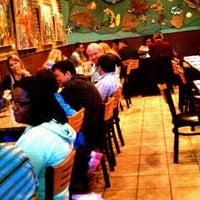 Photo taken at Muqueca Restaurant by John L. on 4/21/2012