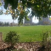 Das Foto wurde bei Parque Juan Pablo II von schau am 9/1/2012 aufgenommen