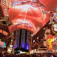 Photo taken at Las Vegas Club Hotel & Casino by iKon on 4/13/2012