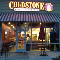 Photo taken at Cold Stone Creamery by Tom S. on 7/20/2012