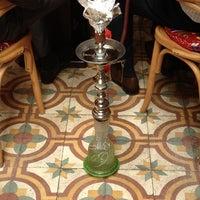 Photo taken at Khan Farouk Tarab Cafe by GEPPO on 5/3/2012