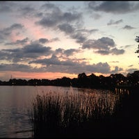 Photo taken at Lake Ivanhoe Park by Christian O. on 6/15/2012