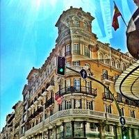 Foto tomada en Hotel de las Letras por Roberto D. el 6/1/2012