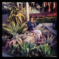 Photo taken at Malibu Country Mart by Katey C. on 7/28/2012