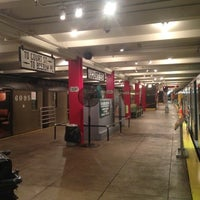 Photo taken at New York Transit Museum by Tai K. on 6/29/2012