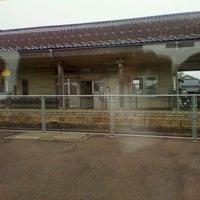Photo taken at Ōdoro Station by goinkyo h. on 8/11/2012