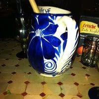 Photo taken at Ceviche Tapas Bar & Restaurant by Nasira S. on 5/11/2012