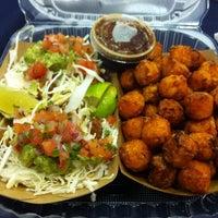 Photo taken at Slummin' Gourmet Food Truck by Jeffrey P. on 8/18/2012