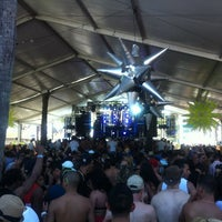 Photo taken at The Pool Parties at The Surfcomber by Scott V. on 3/25/2012