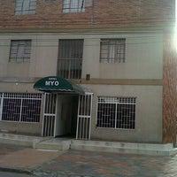 Photo taken at Hotel MYO by Oscar Q. on 8/30/2012