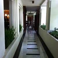 Photo taken at The Graha Cakra Hotel by Priskila S. on 7/6/2012