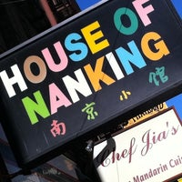 Photo taken at House of Nanking by J Z. on 3/6/2012
